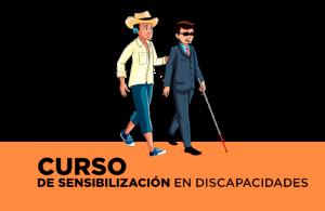 Curso de Sensibilización en discapacidades - ingresa al curso aquí